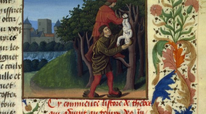 La <em>Mythologie des boiteux</em> dans <em>Libération</em>