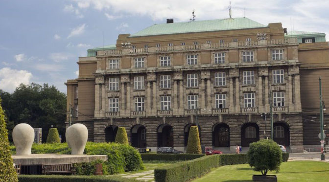 Université d'été Prague 2020 : Fin de l'art? Discours, pratiques, controverses