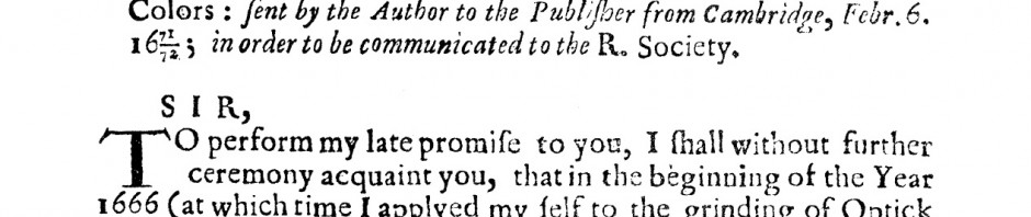 """Sir, To perform my late promise to you, I shall without further ceremony acquaint you, that …"""