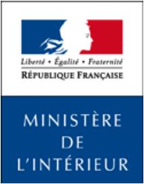 logo ministère intérieur