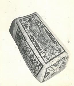 106, 106, 02. Thabraca (Tabarka) : caisson de mosaïque de Dardanius