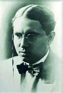 Abraham Valdelomar, director de El Peruano entre 1912 y 1913