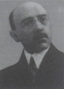 Juan Pedro Paz Soldán, director entre 1913-1914
