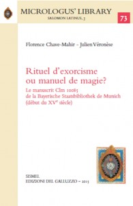 Rituel d'exorcisme ou manuel de magie?