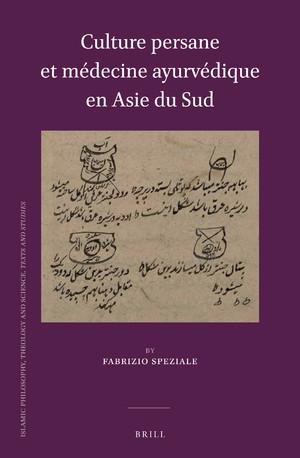 Couverture de Culture persane et médecine ayurvédique en Asie du Sud