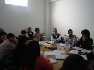 """Workshop """"La burocracia en América Latina, siglo XIX"""", Universidad Nacional de San Martín, Buenos Aires, 2010."""