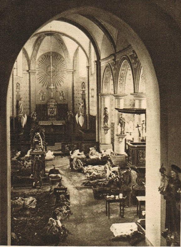 Kirche Westroosebekeaaaaa