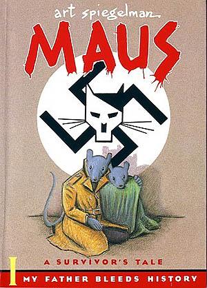 Maus d'Art Spiegelman : classique de la bande dessinée américaine mais aussi déclencheur de vocations universitaires...