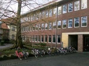 das Historische Seminar der Universität Münster