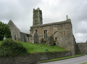 Couvent franciscain de Timoleague, Co. Cork, Irlande.