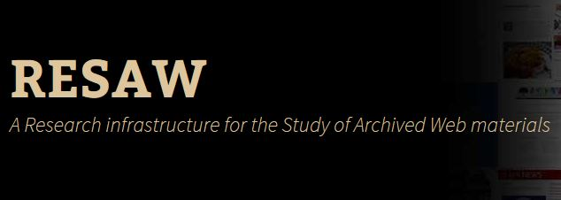 Web Archives as Scholarly Sources: Issues, Practices and Perspectives, Aarhus 8-10 June 2015