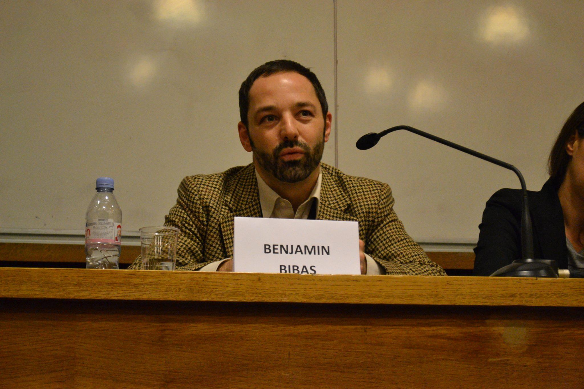 Benjamin Bibas