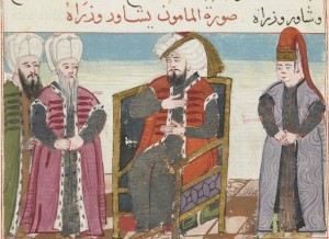 Al-Maʾmūn et ses conseillers