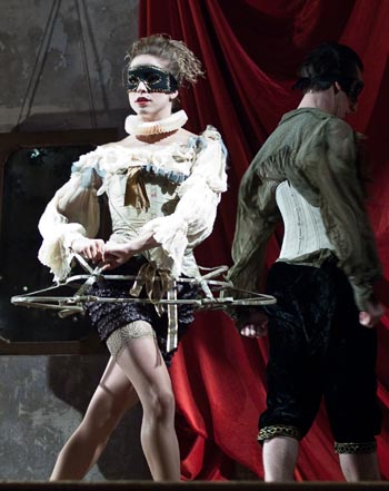 Love Freed from Ignorance and Folly, masque by Ben Jonson (1611) performed by the Riot Company