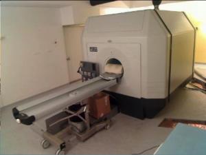 Imagerie par résonnance magnétique fonctionnelle : visualisation de l'activité indirecte cérébrale lors d'une tâche. Etude du fonctionnement du cerveau. (centre IRMf, hôpital de la Timone, Marseille).