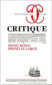 Numéro spécial de la revue Critique