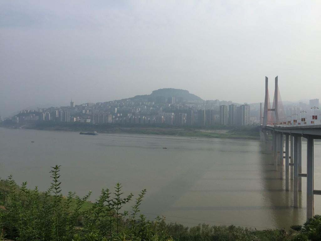 Nouveau chef-lieu de Yunyang1, 2015