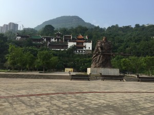 Temple de Zhang Fei, 2015