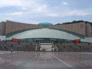 Musée des Trois Gorges de Chongqing, 2006