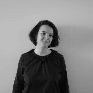 Marie-Paule Hille (photo : Sandrine Ruhlmann, 2020)