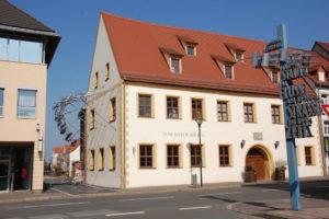 Stadtmuseum Eilenburg im historischen Gasthaus Roter Hirsch