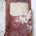 Kopierbuch der Firma Christian Gotthelf Brückner, 1814 (Mus. Burg Mylau).