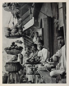 Fruit sellers in Hyderabad