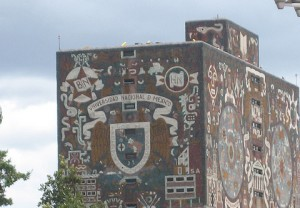 UNAM library (photo: Scott Campbell under CC BY-NC-ND 2.0)