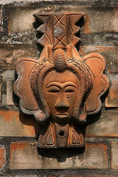 West African Art (photo: Steve Evans by CC BY-NC 2.0)