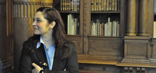 Melike Sahinol (Foto: privat)