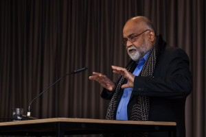 Arjun Appadurai. Photo: Forum Transregionale Studien under CC BY SA 4.0