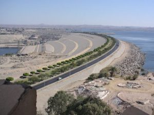 The Aswan High Dam in Egypt. Photo: (CC-BY 3.0)