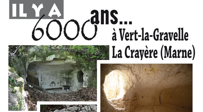 Conférence sur «des hypogées dans une minière de silex»