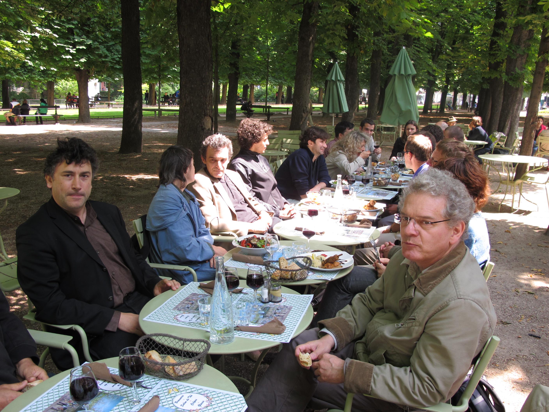Prospéro au Jardin du Luxembourg