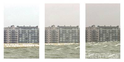 Imaginer le visage futur de la côte belge selon Greenpeace