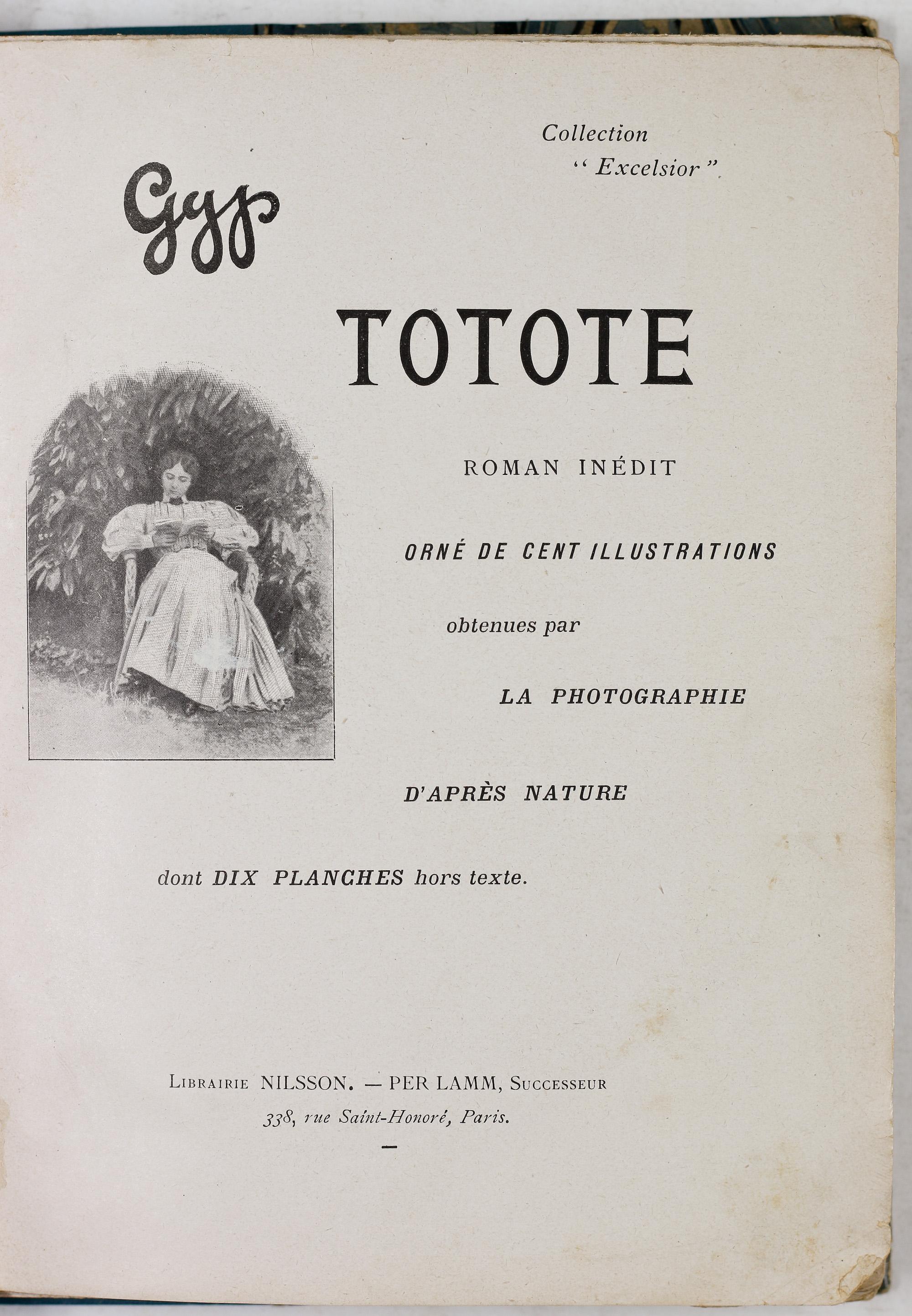 Totote, Gyp
