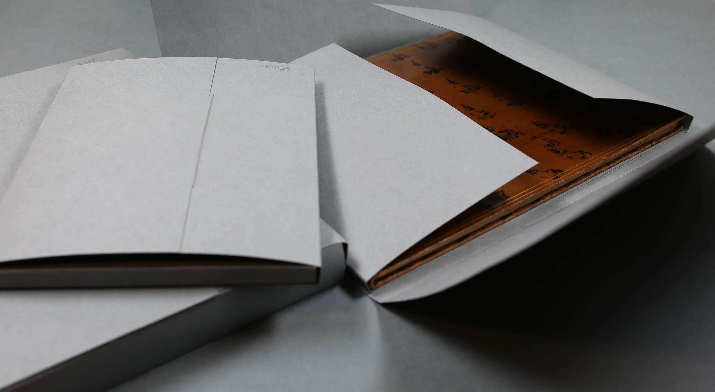 Le conditionnement des recueils