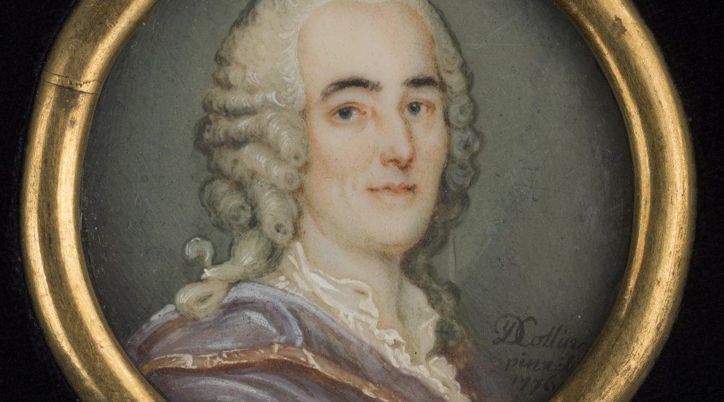 Portrait de Nicolas Durival