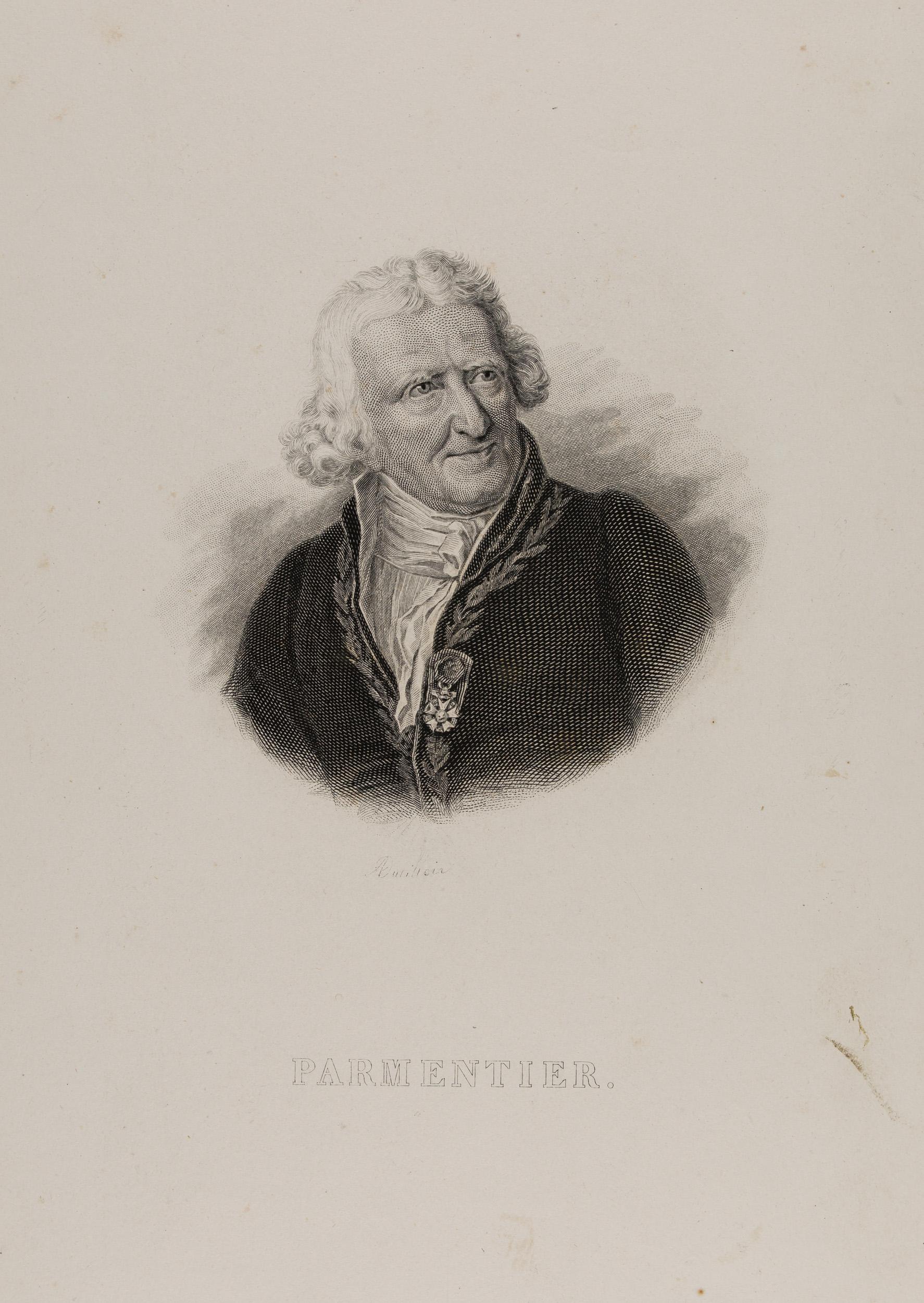 Portrait de Antoine Augustin Parmentier (FG3-Parmentier)
