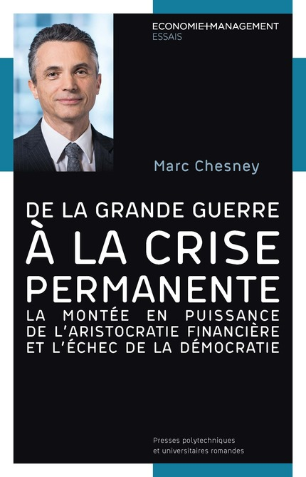Couverture Marc Chesney