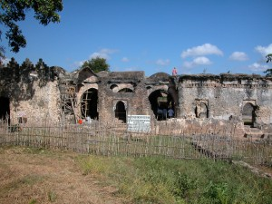 Great Mosque Kilwa Kisiwani