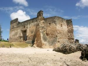 Gereza Fort Kilwa