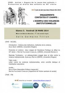 CERHIO_violences instit_140328