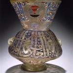 Lampe de mosquée Crédits : RMN (Musée du Louvre) / Hervé Lewandowski