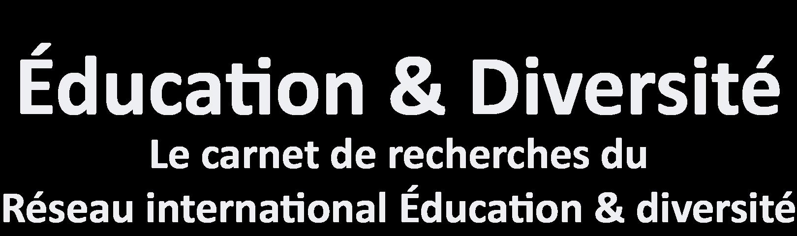 Éducation & Diversité