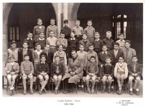 Classe1953-54