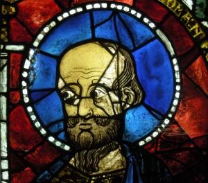 Saint Paul (Musée du vitrail, Chartres)