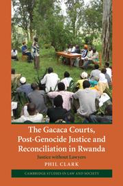 The Gacaca Courts