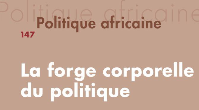 Derrière le sport et les pratiques ludomotrices. Subjectivation et mobilisation par le corps en Afrique subsaharienne