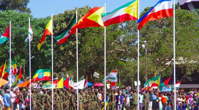 Crise de l'ethno-fédéralisme et réorientation du Developmental State en Éthiopie